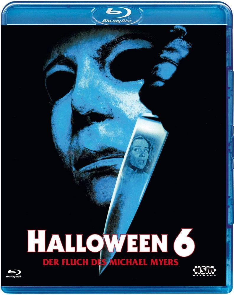 Halloween 6 (BLURAY)