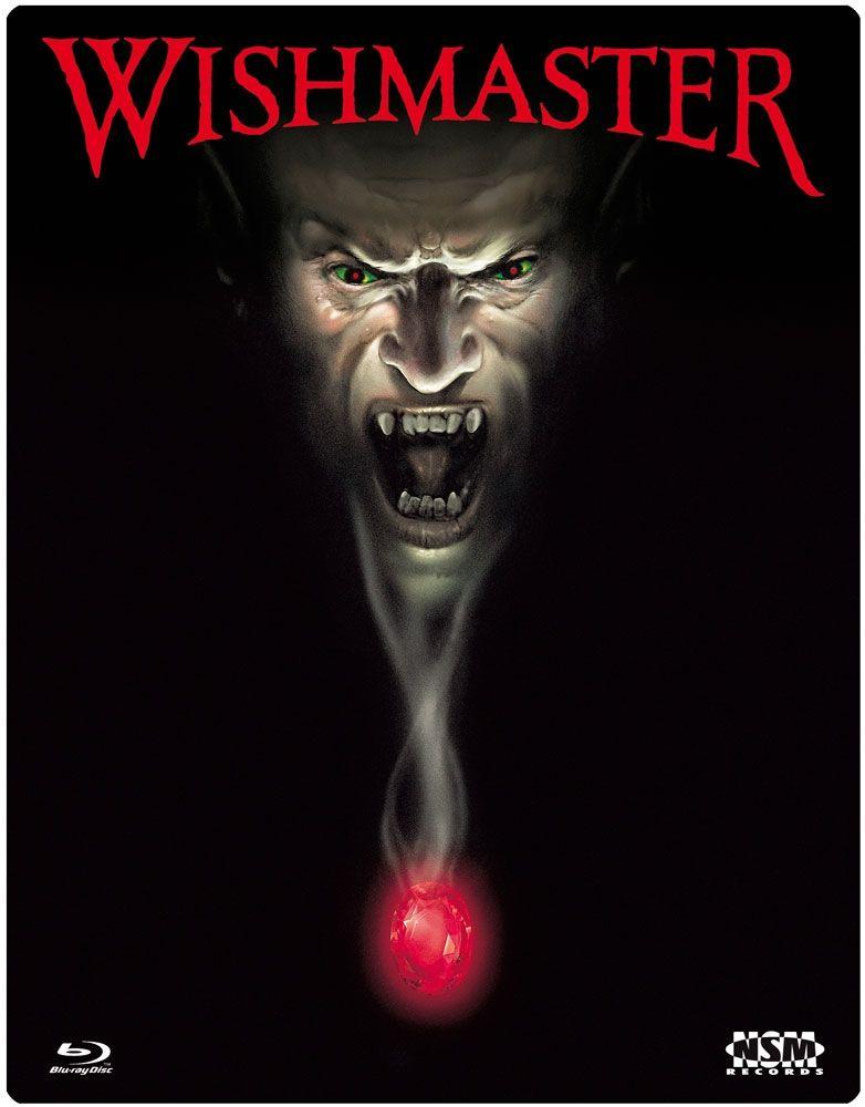 Wishmaster (3D FuturePak) (BLURAY)