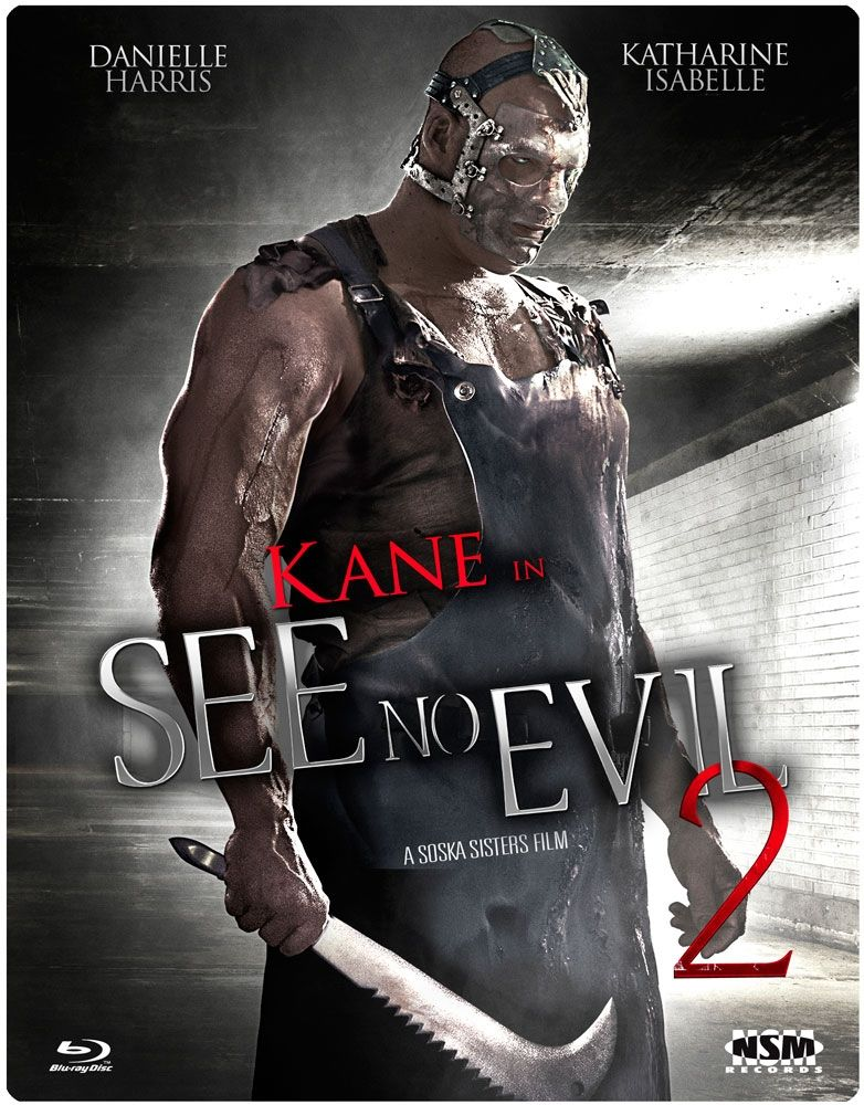 See No Evil 2 (3D FuturePak) (BLURAY)