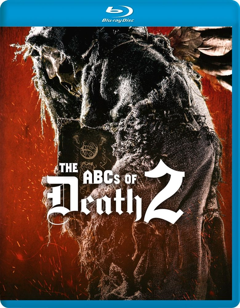 ABCs of Death 2, The (Uncut) (BLURAY)