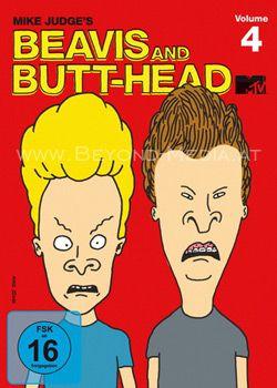 Beavis & Butt-Head - Mike Judge Collection Vol. 4 (2 Discs)