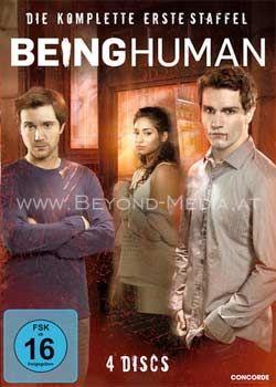 Being Human - Die komplette erste Staffel (2011) (4 Discs)