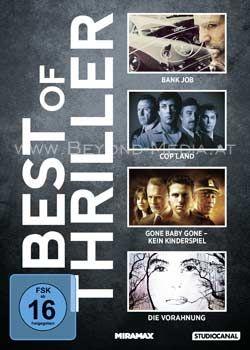 Best of Thriller Box (4 Discs)