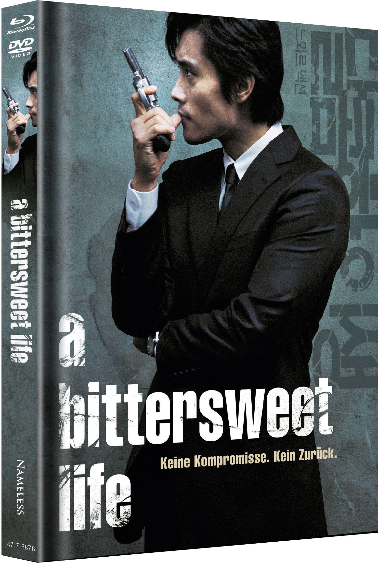 Bittersweet Life (Lim. Uncut Mediabook - Cover A) (DVD + BLURAY)