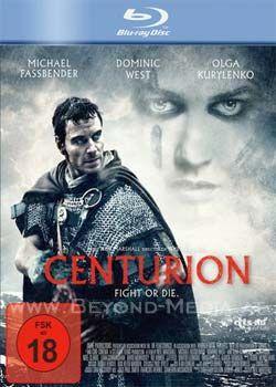 Centurion - Fight or Die (BLURAY)