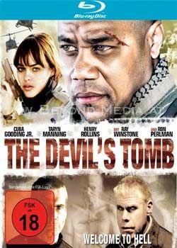 Devils Tomb, The (BLURAY)