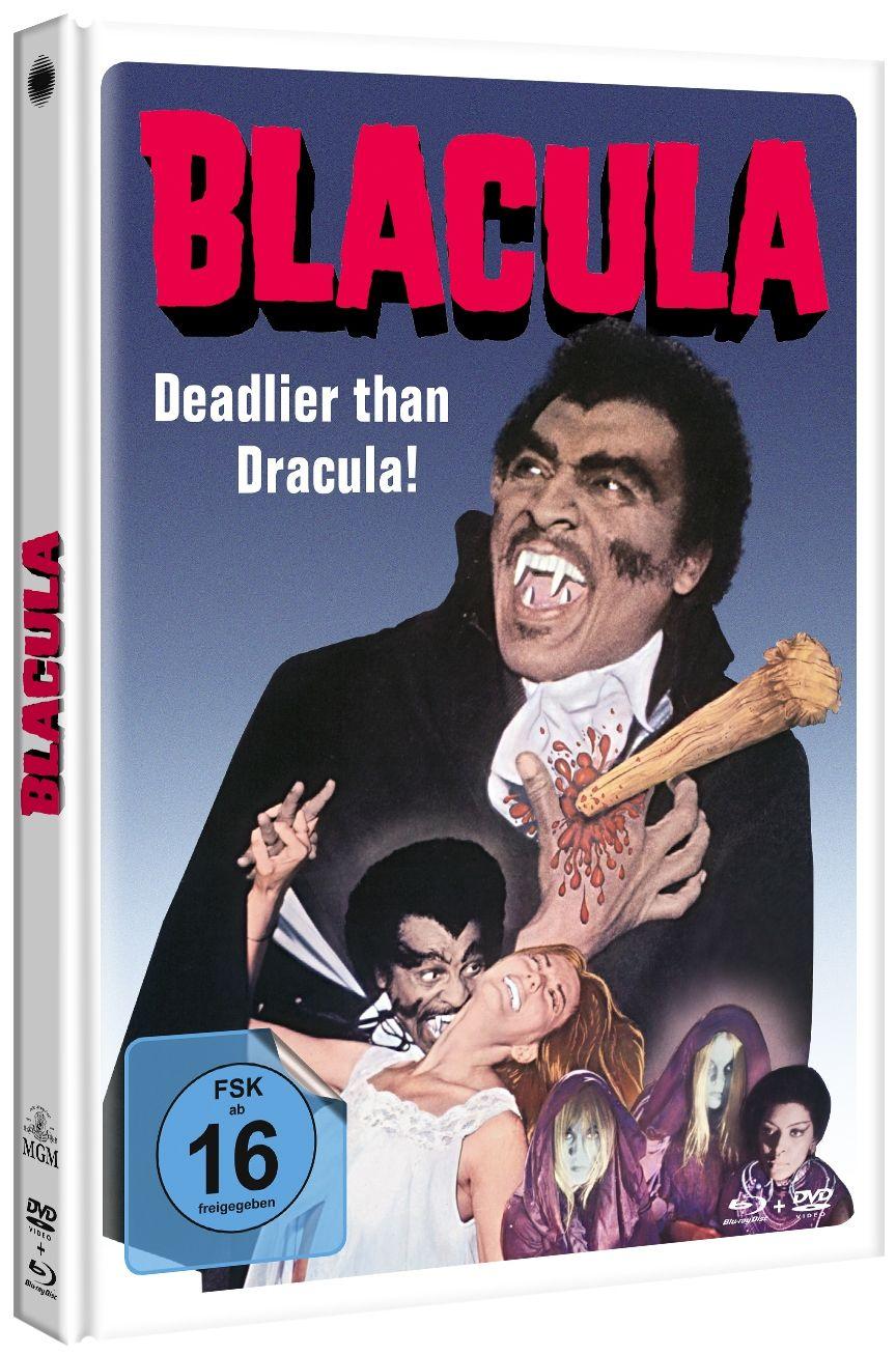 Blacula (Lim. Uncut Mediabook) (DVD + BLURAY)