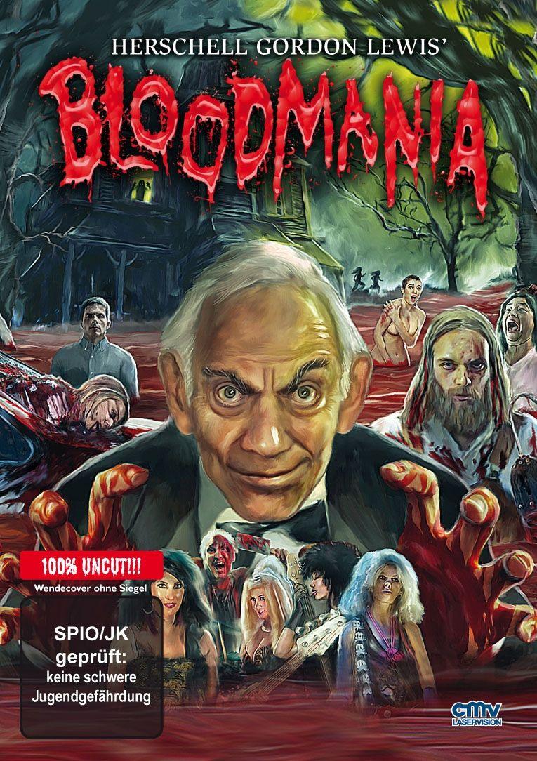 Herschell Gordon Lewis' BloodMania (Uncut)
