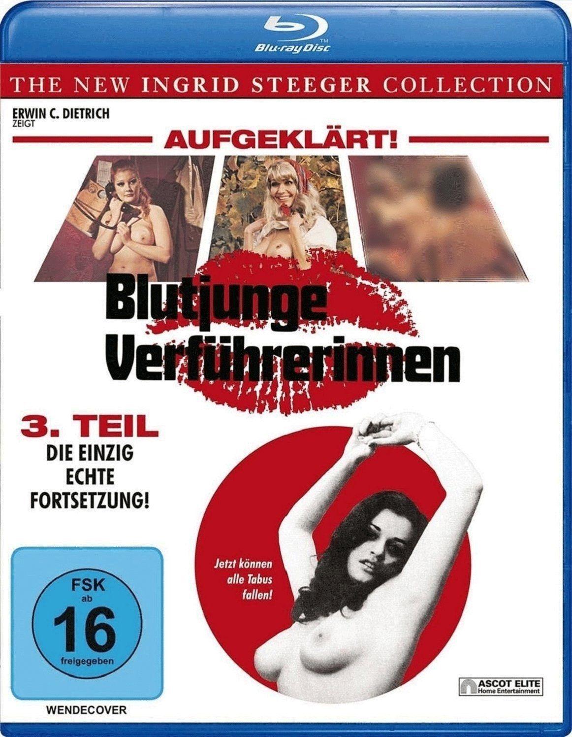 Blutjunge Verführerinnen 3 (BLURAY)