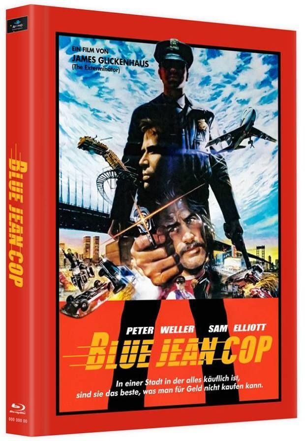 Blue Jean Cop (Lim. Uncut Mediabook - Cover C) (2 Discs) (BLURAY)