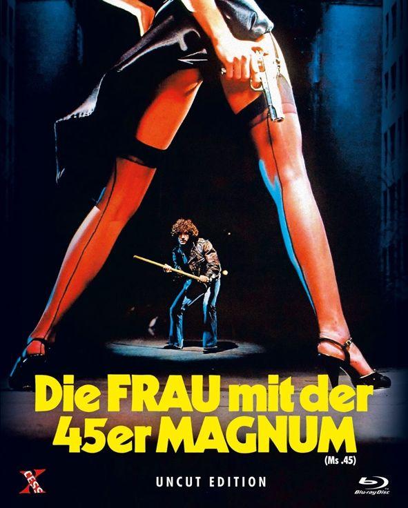 Frau mit der 45er Magnum, Die (BLURAY)