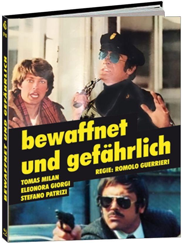 Liberi armati pericolosi - Bewaffnet und gefährlich (Lim. Uncut Mediabook - Cover C) (BLURAY)