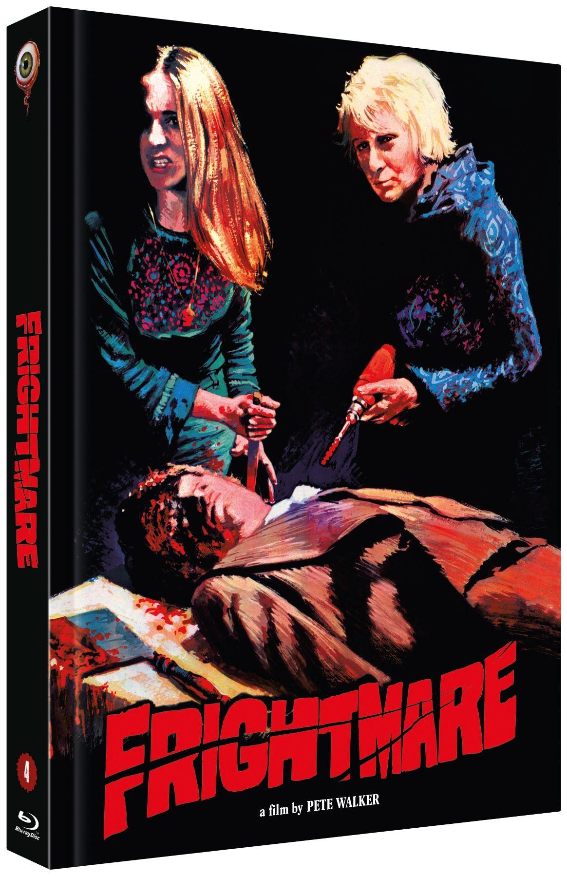 Frightmare (Lim. Uncut Mediabook - Cover C) (DVD + BLURAY)