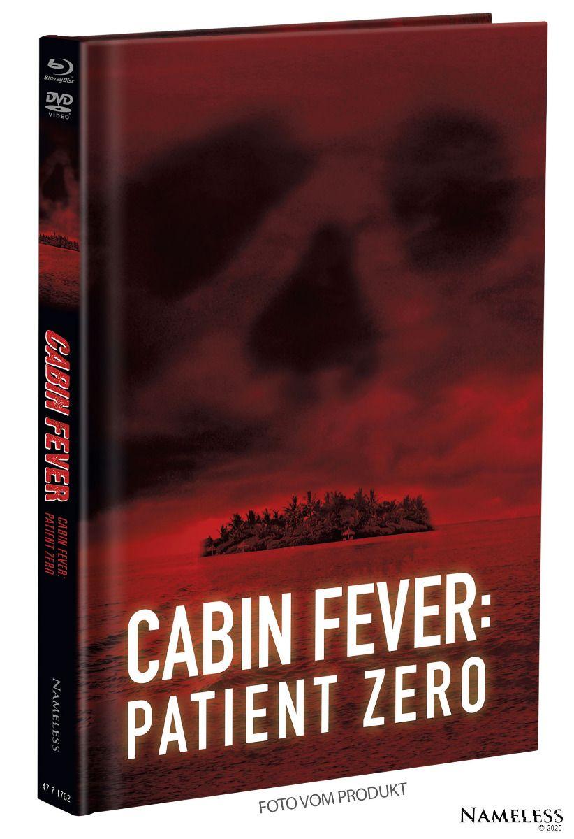 Cabin Fever 3 - Patient Zero (Lim. Uncut Mediabook - Cover A) (DVD + BLURAY)