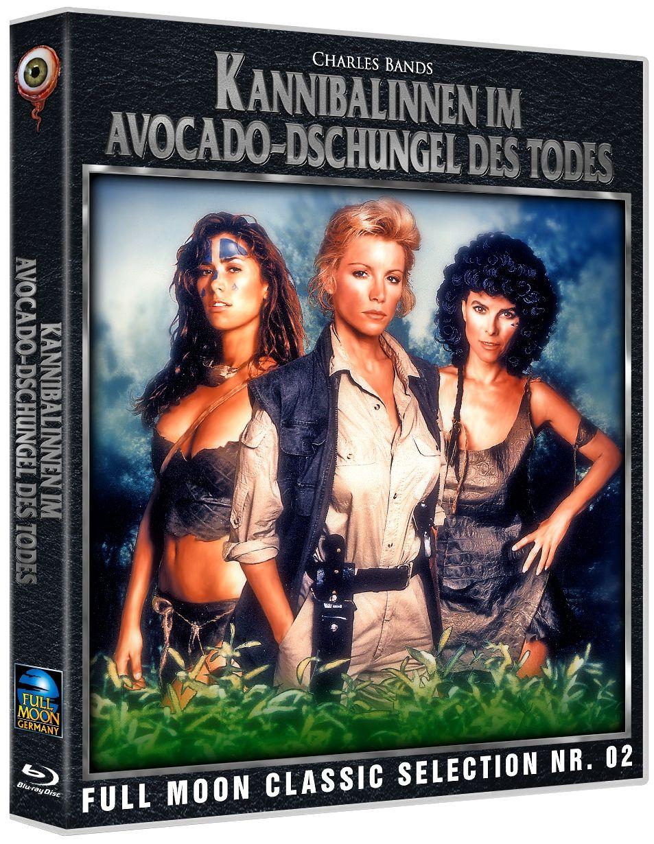 Kannibalinnen im Avocado-Dschungel des Todes (BLURAY)