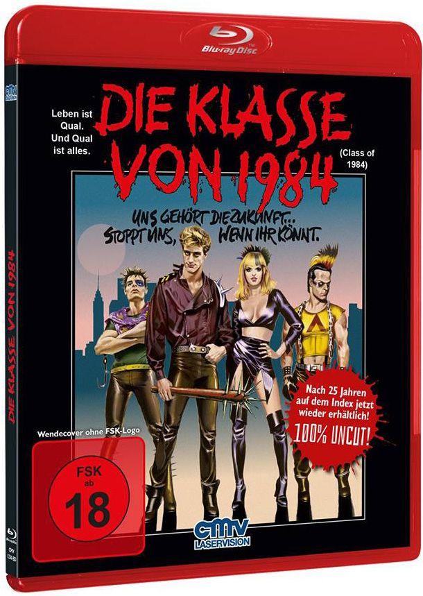 Klasse von 1984, Die (Uncut) (Neuauflage) (BLURAY)