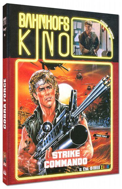 Cobra Force (Lim. Uncut Mediabook - Cover C) (DVD + BLURAY)