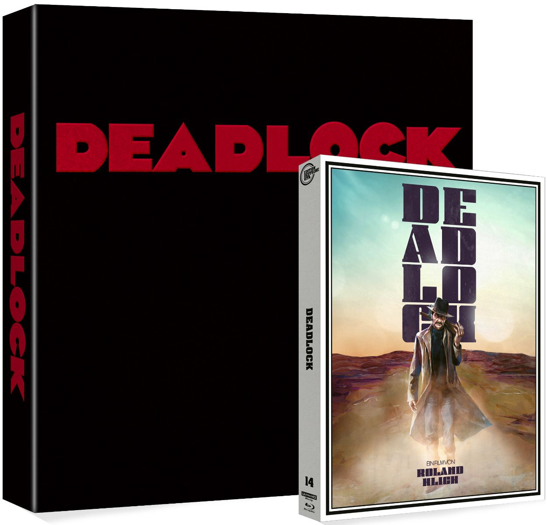 Deadlock (1970) (Lim. Edition - Cover A) (2 Discs) (UHD BLURAY + BLURAY)
