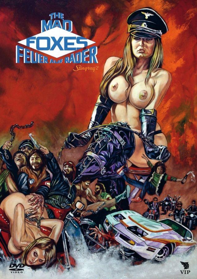 Mad Foxes, The - Feuer auf Räder (Uncut)