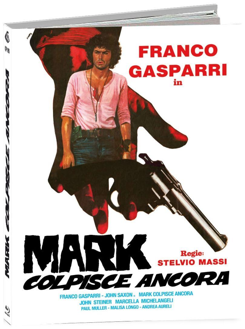 Mark colpisce ancora (Lim. Uncut Mediabook - Cover A) (BLURAY)