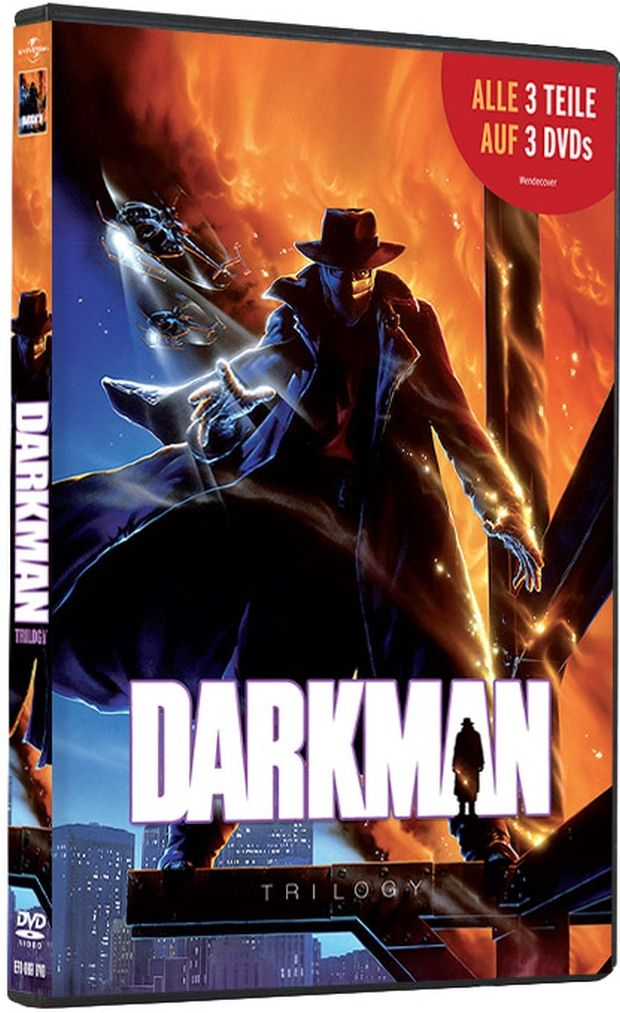Darkman Trilogy (3 Discs)