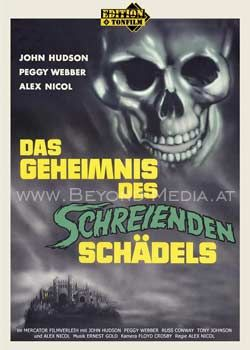 Geheimnis des schreienden Schädels, Das (Limited Edition)