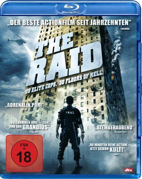 Raid, The (BLURAY)
