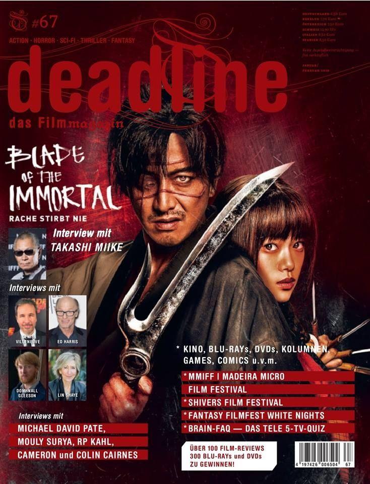 Deadline # 67