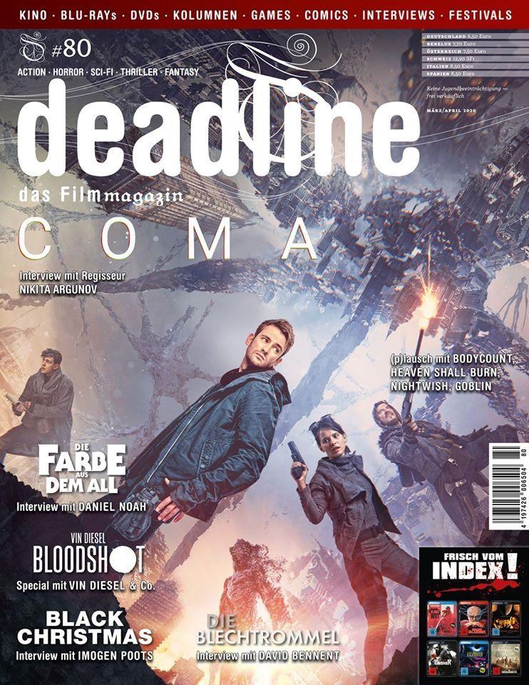 Deadline # 80