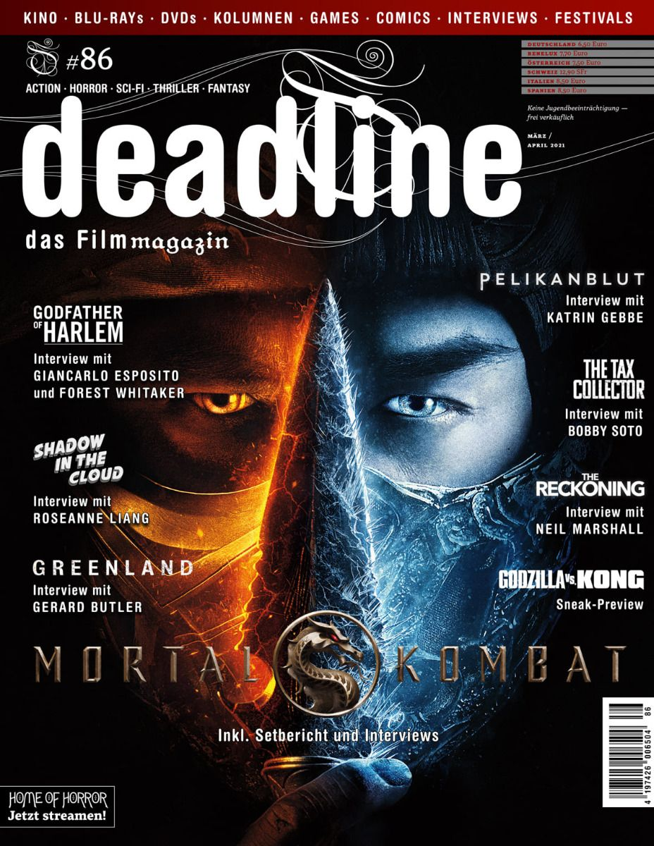 Deadline # 86