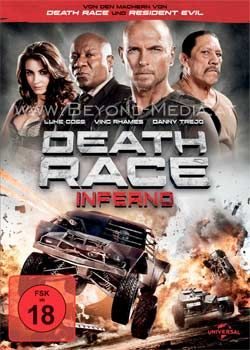 Death Race 3: Inferno (Uncut)