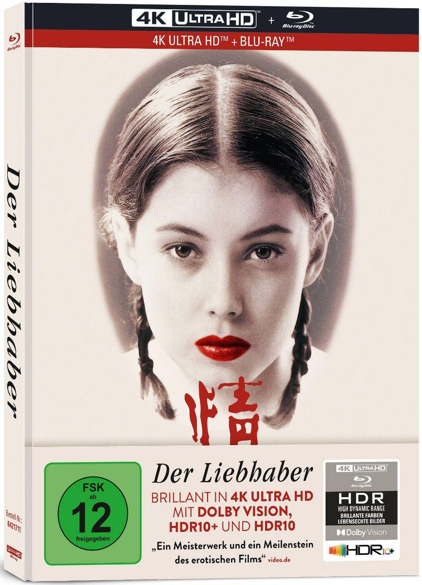 Liebhaber, Der (Lim. Uncut Mediabook) (UHD BLURAY + BLURAY)
