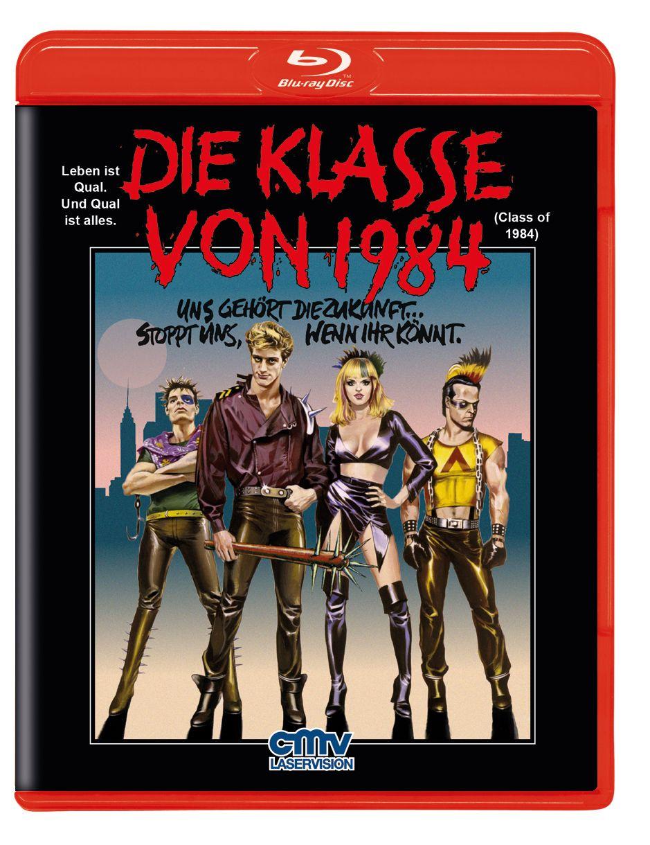 Klasse von 1984, Die (BLURAY)