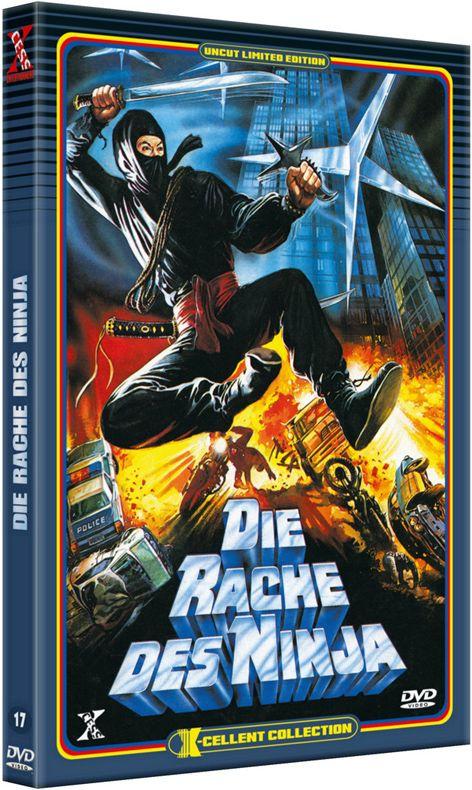 Rache des Ninja, Die (Uncut) (Kl. Hartbox)