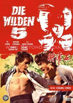 Wilden 5, Die (Lim. kl. Hartbox - Cover B)