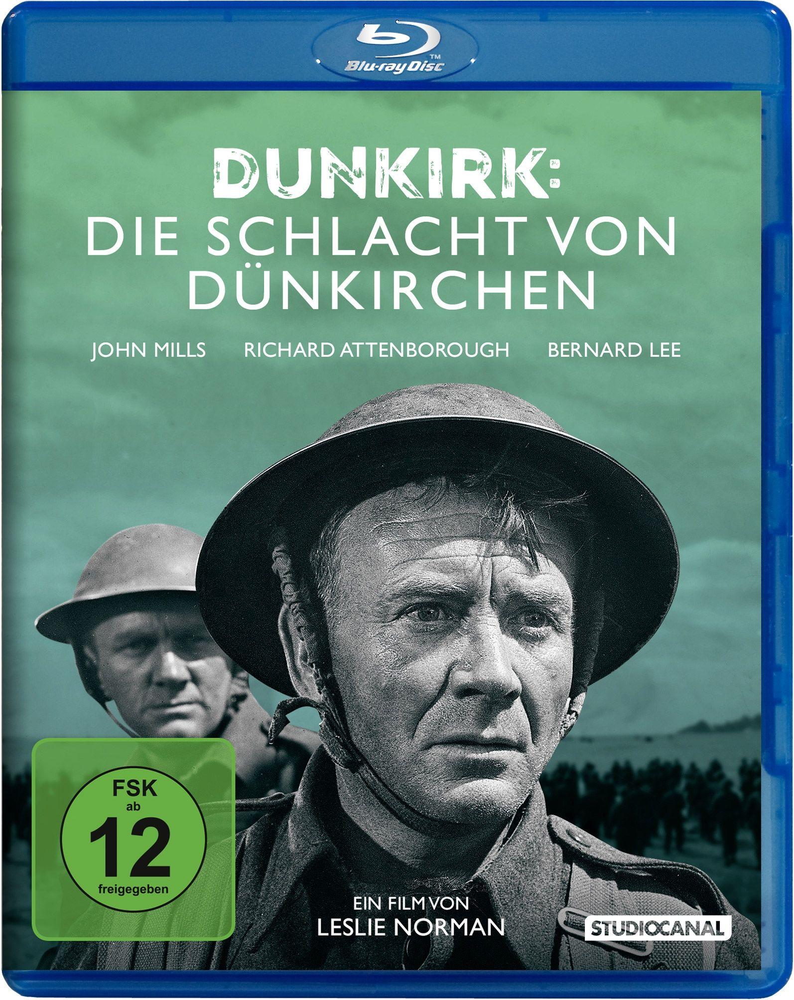 Dunkirk - Die Schlacht von Dünkirchen (1958) (BLURAY)
