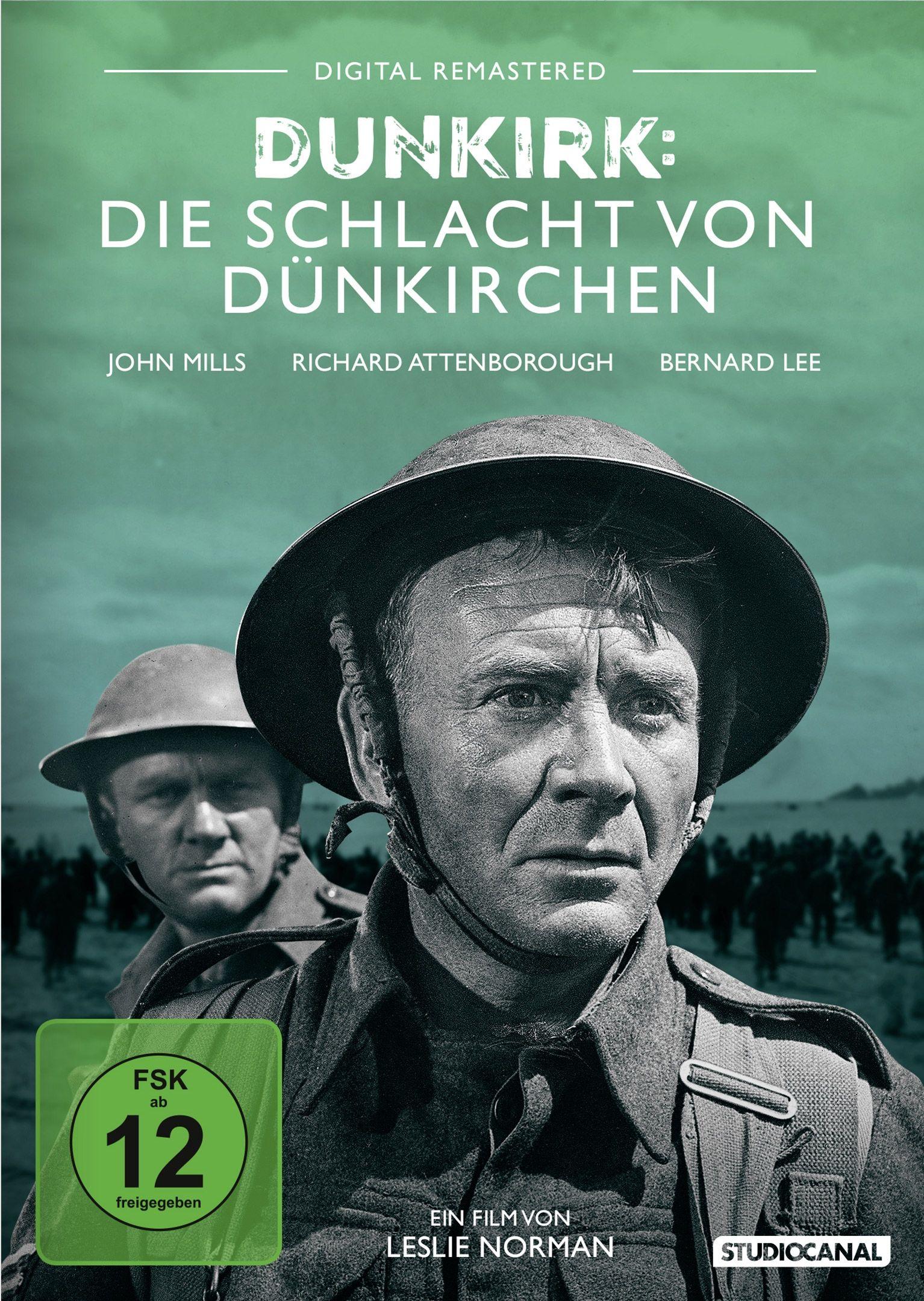 Dunkirk - Die Schlacht von Dünkirchen (1958) (Digital Remastered)