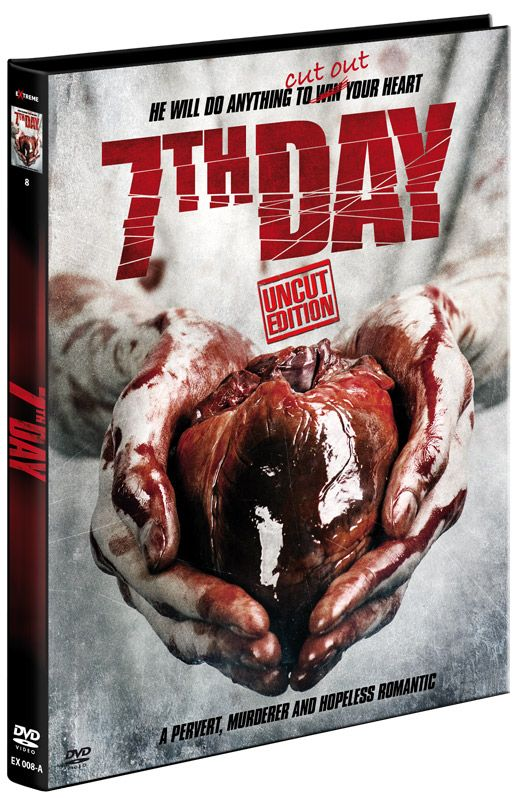 7th Day (Lim. Uncut Mediabook - Cover A)