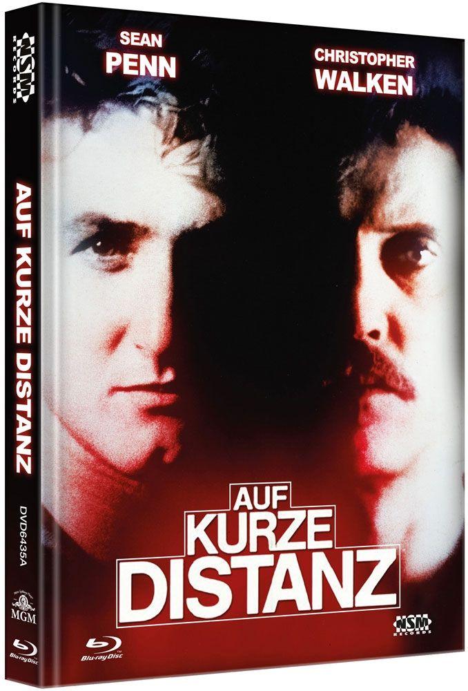 Auf kurze Distanz (Lim. Uncut Mediabook - Cover A) (DVD + BLURAY)