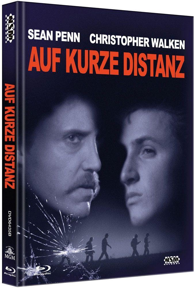 Auf kurze Distanz (Lim. Uncut Mediabook - Cover B) (DVD + BLURAY)