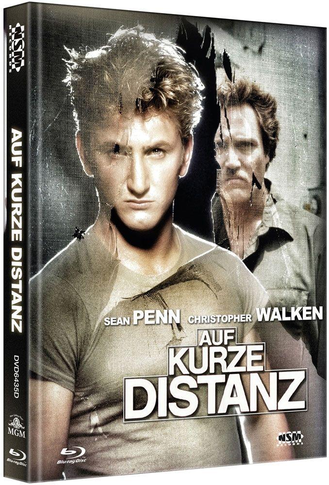 Auf kurze Distanz (Lim. Uncut Mediabook - Cover D) (DVD + BLURAY)