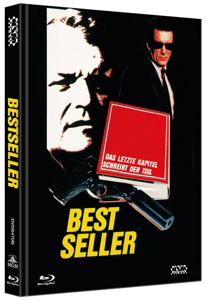Best Seller (Lim. Uncut Mediabook - Cover B) (DVD + BLURAY)