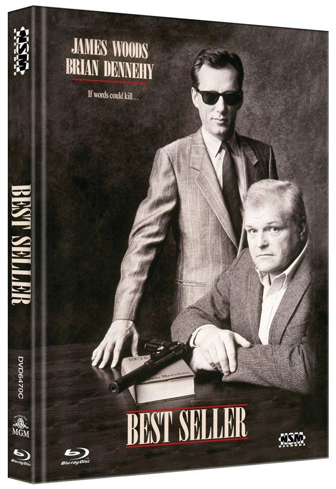 Best Seller (Lim. Uncut Mediabook - Cover C) (DVD + BLURAY)