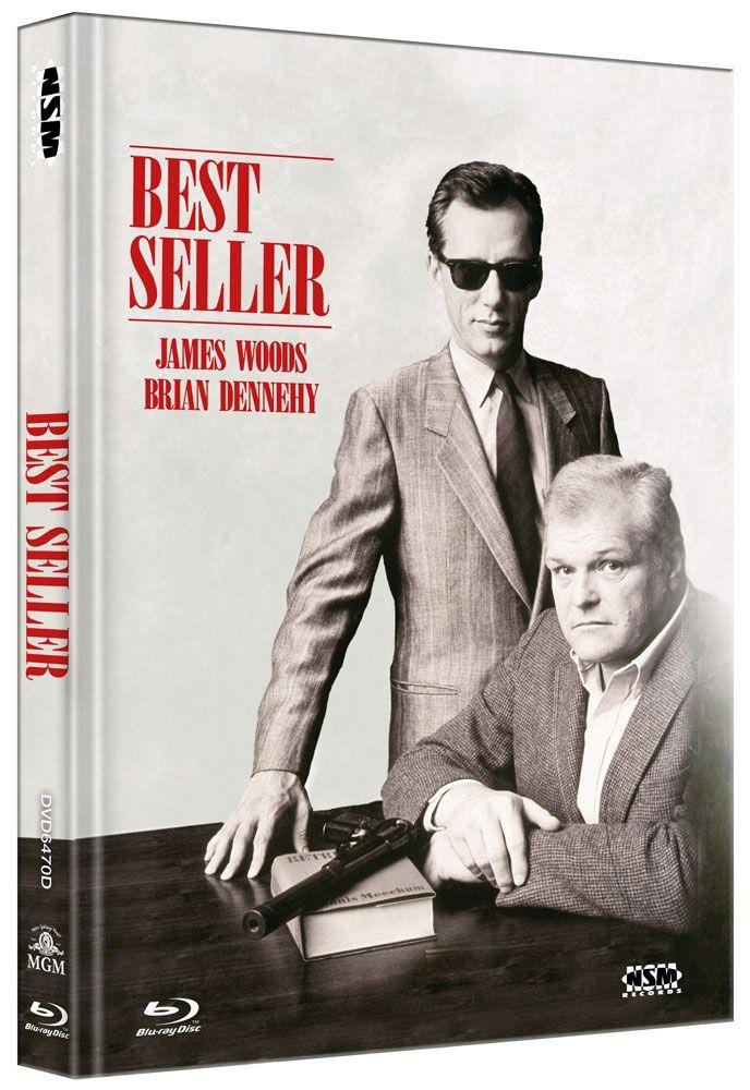 Best Seller (Lim. Uncut Mediabook - Cover D) (DVD + BLURAY)