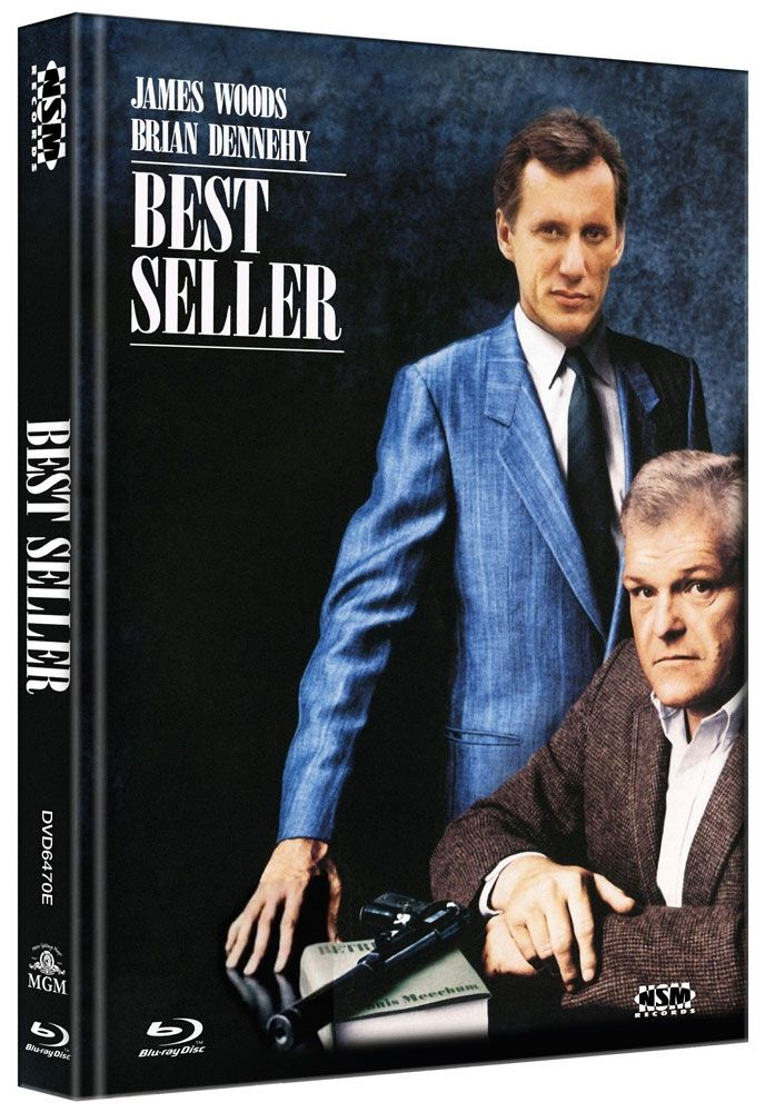 Best Seller (Lim. Uncut Mediabook - Cover E) (DVD + BLURAY)