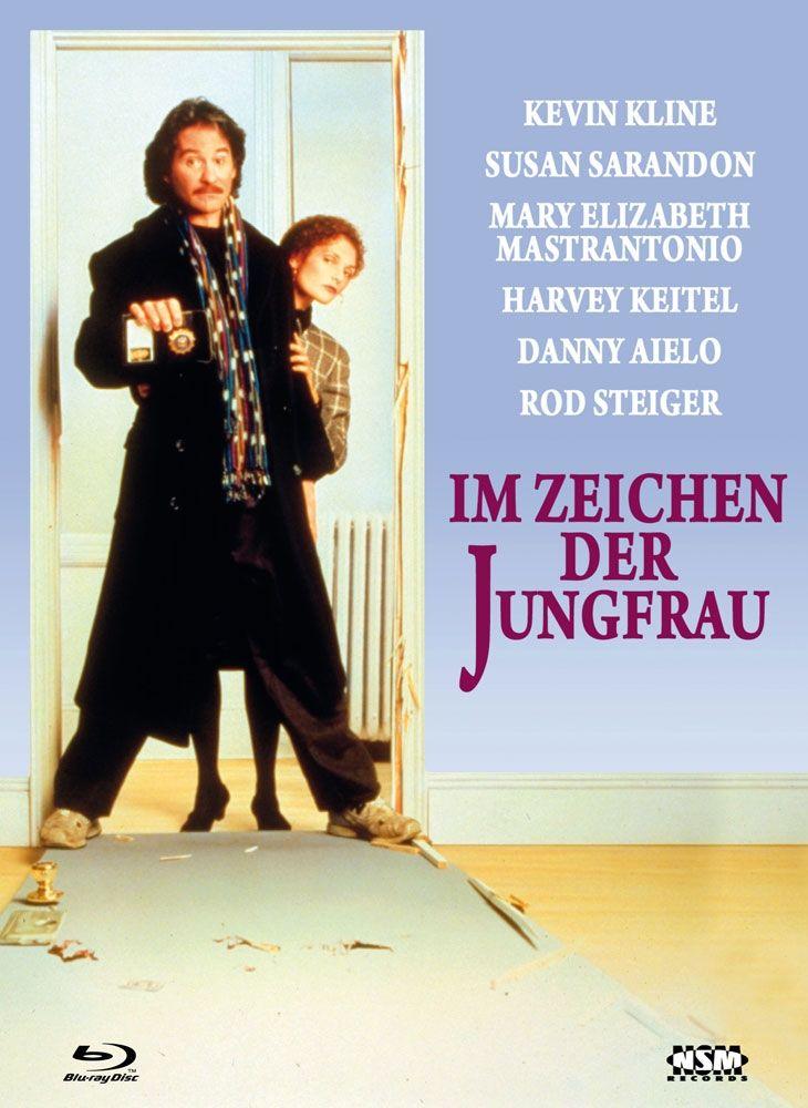 Im Zeichen der Jungfrau (Lim. Uncut Mediabook - Cover B) (DVD + BLURAY)