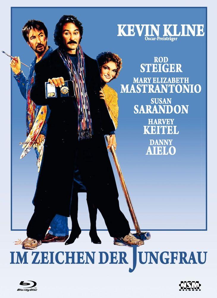 Im Zeichen der Jungfrau (Lim. Uncut Mediabook - Cover C) (DVD + BLURAY)