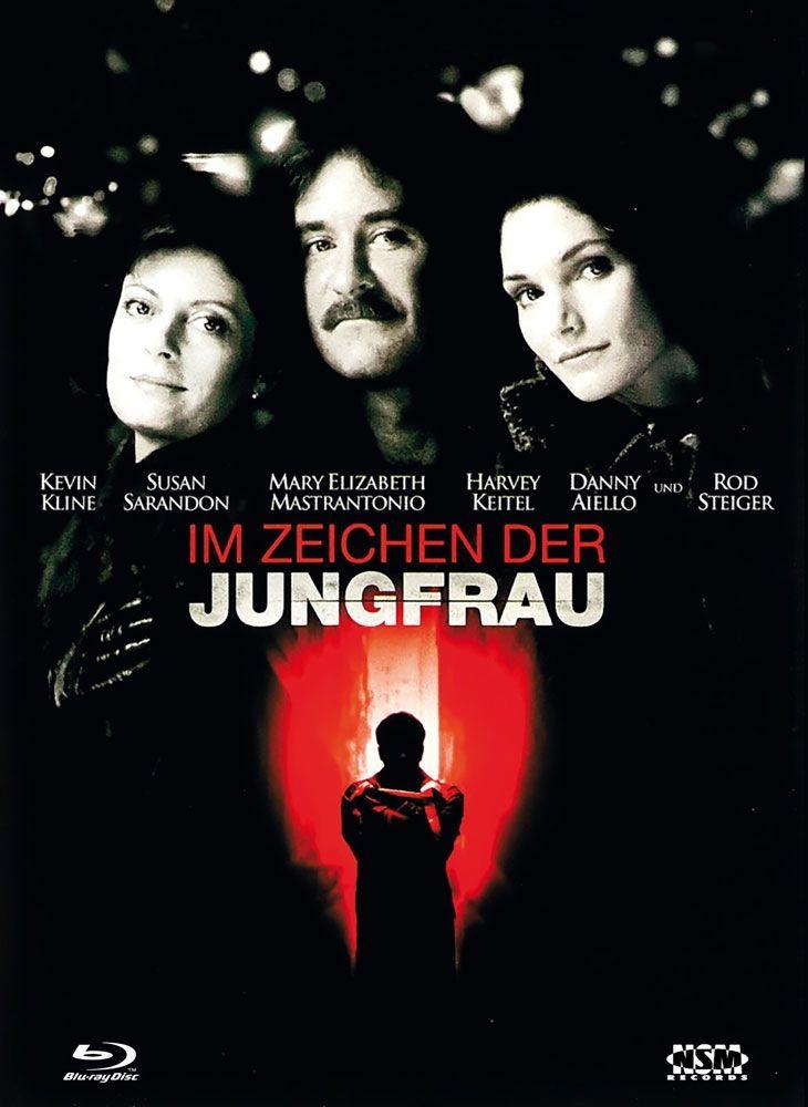 Im Zeichen der Jungfrau (Lim. Uncut Mediabook - Cover D) (DVD + BLURAY)