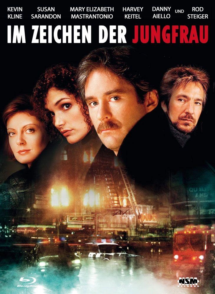 Im Zeichen der Jungfrau (Lim. Uncut Mediabook - Cover E) (DVD + BLURAY)