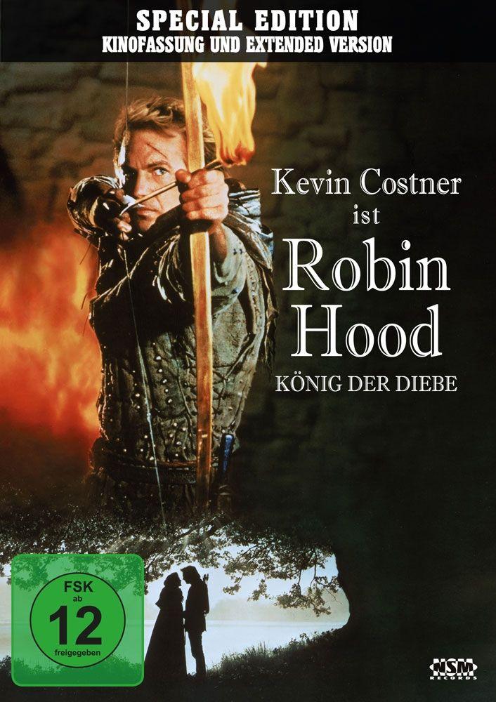 Robin Hood - König der Diebe (2 Discs)